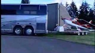 Glastar Sportsman 2+2 Aircraft Demo part 1 of 2