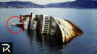 10 Mysterious Shipwrecks Forgotten At Sea