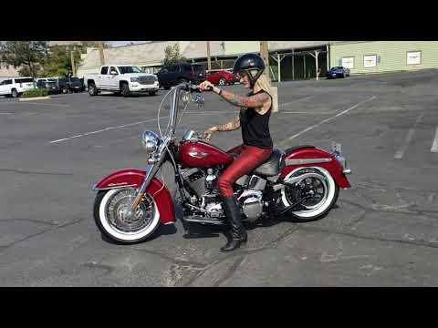 2006 Harley-Davidson Softail® Deluxe in Temecula, California - Video 1