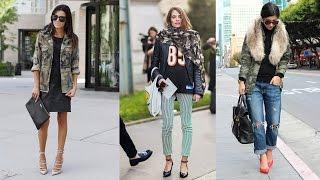 40 Ways To Wear Camo Like A Fashion Girl