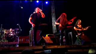 Vision Divine - A Touch of Evil (Judas Priest cover) Metal Lorca 2010