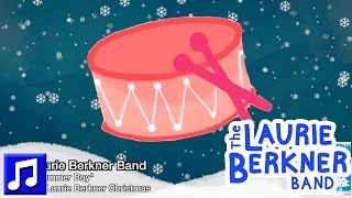 """""""Little Drummer Boy"""" by The Laurie Berkner Band"""