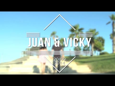 Videoclip Vicky + Juan