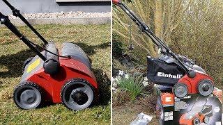 Empfehlenswert! Einhell Elektro Vertikutierer & Lüfter RG-SA 1433 // Test Fazit!