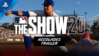 MLB The Show 20 - Accolades Trailer   PS4
