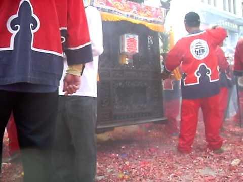 2010年 起馬炮 四媽 三媽 二媽 祖媽 農曆三月十九 北港迎媽祖 - 北港迎媽祖