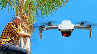 EXTREME HIDE AND SEEK VS A DRONE! *LAST FOUND WINS*