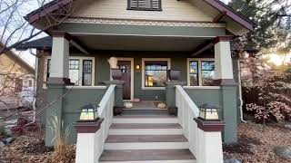 Craftsman Bungalow: Love Where You Live