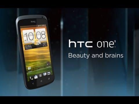 Youtube Video HTC One S ceramic metal (schwarz)