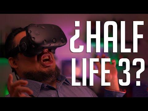 Half Life 3 y Valve, Esto es lo que creo que es el proyecto Alyx y el estado de la realidad virtual