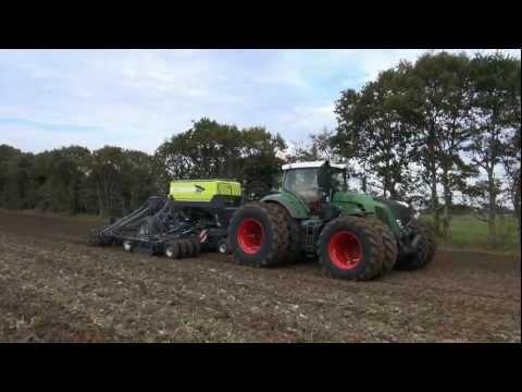 Sky Agriculture Maxidrill W 6010 Fertisem V2 PRO