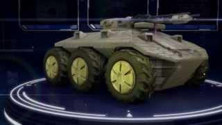 Dahir Insaat: Combat Robot (in Russian)