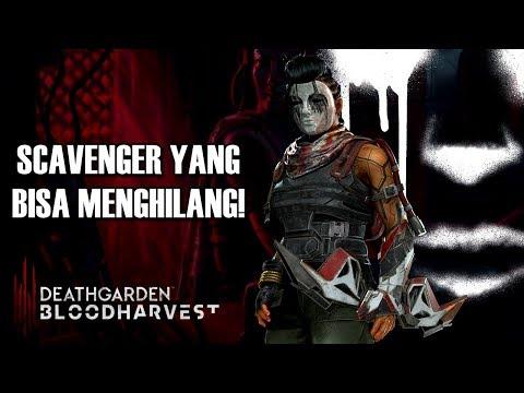 SCAVENGER TERBAIK! BISA NGILANG! - Deathgarden: BLOODHARVEST (w/ slud1c)