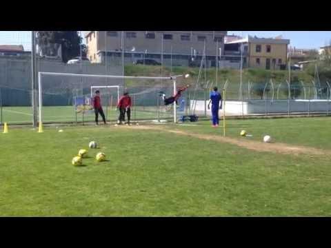 Preview video Stage di aggiornamento per Preparatori Portieri di Calcio