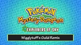 Wigglytuff  - (Pokémon) - 011 - Wigglytuff's Guild Remix - (Pokémon Mystery Dungeon - Explorers of Sky)