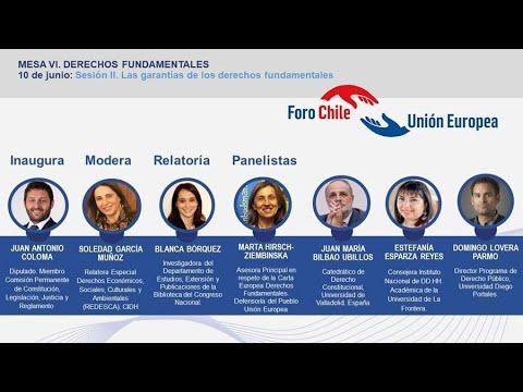 Diálogos Chile-UE. Mesa VI: Derechos Fundamentales - 10 de junio 2021