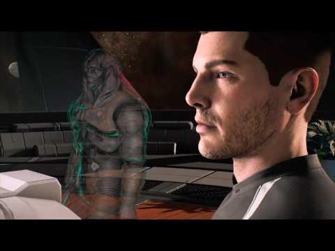 Mass Effect: Andromeda - Часть 76: Любопытное воспоминание