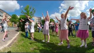Despacito VR na pikniku w 151 Przedszkolu Miejskim w Łodzi