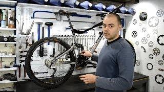 Как ОПРЕДЕЛИТЬ длину ЦЕПИ велосипеда?