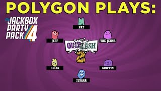 Polygon Plays JACKBOX! Feat. Griffin, Pat, Brian, Jenna & More!