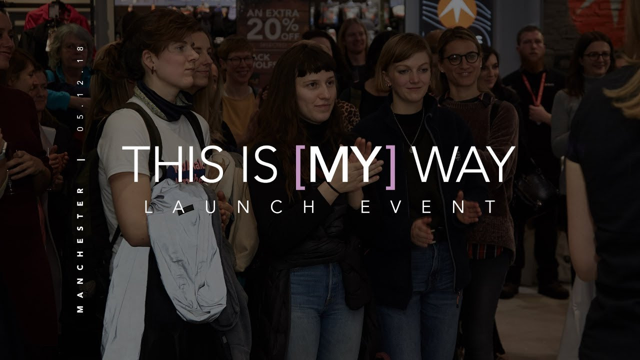 #ThisIsMyWay Launch Event, Manchester Deansgate