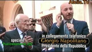 preview picture of video 'Atella.TV - Speciale Pulcinellamente XIV - Edizione 2012 - Interviste'