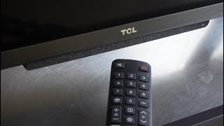 TCL P815 television unboxing and review