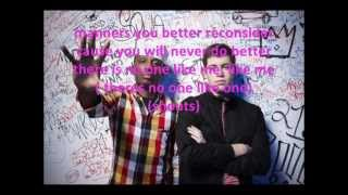 Mind your Manners - Chiddy Bang feat. Icona Pop Lyrics Version