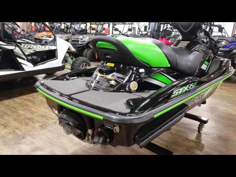 2017 Kawasaki Jet Ski STX-15F in Murrieta, California