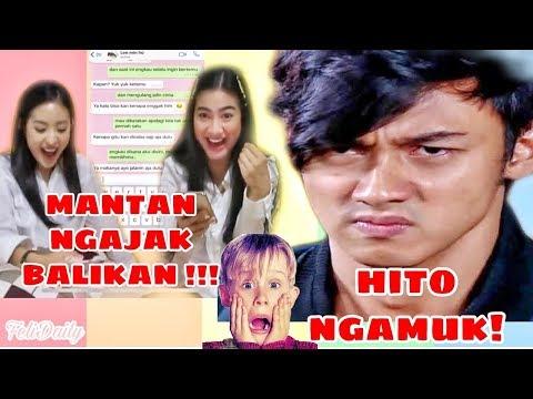 Download MANTAN NGAJAK BALIKAN! INI YANG BIKIN HITO NGAMUK! | #FELICYADEST! Feat NATASHA WILONA HD Mp4 3GP Video and MP3