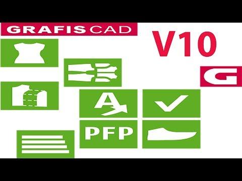 Grafis V10.02 Cad Software Work Windows 10 64 Bit And 32Bit