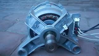 Высокоскоростной электродвигатель