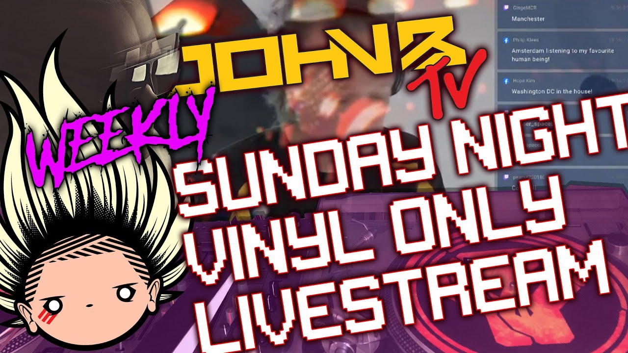 John B - Live @ Sunday Night Vinyl Sessions 005 2020