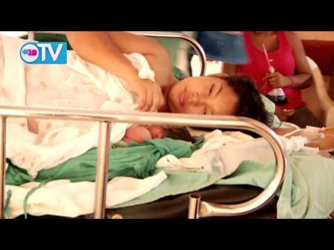 Modelo de salud familiar una razón más para celebrar el Día de las Madres Nicaragüeneses
