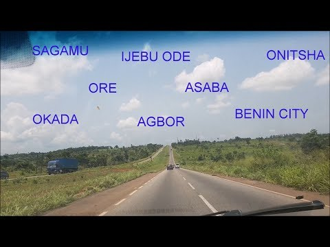 Road Trip: Lagos, Nigeria to Onitsha, Anambra State Nigeria