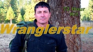 Whats In Your Bugout Bag? Wranglerstars 72 Hour BOB Survival Kit