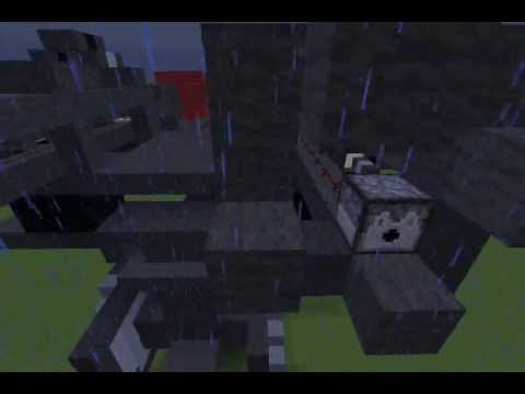 tf2 level 2 sentry gun (automatic) Minecraft Project