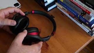 My Experience With The Sennheiser HD 458BT Wireless Headphones.
