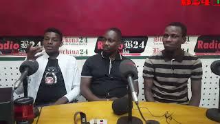 Des développeurs de jeux vidéo au Burkina