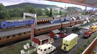 Dave`s Model Railway ..Holiday Fun