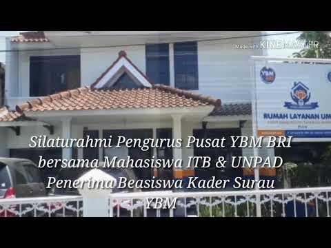 Rumah Layanan Umat Beasiswa Kader Surau YBM-BRI Kanwil Bandung