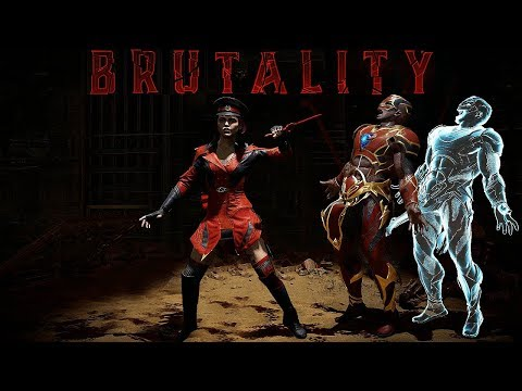 MORTAL KOMBAT 11 - ALL BRUTALITIES (192 Brutalities) @ 1080p (60ᶠᵖˢ) ᴴᴰ ✔