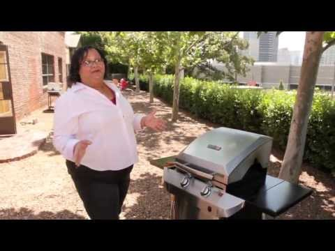 Char-Broil TRU-Infrared Grill Gas Grill Customer Review – Cleshia