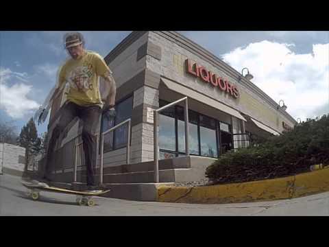 Denver Skate Fun! Kevin Lee Shelton n CO!