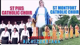 ST PIUS CATHOLIC CHOIR meets ST MONTFORT CATHOLIC CHOIR – DJChizzariana