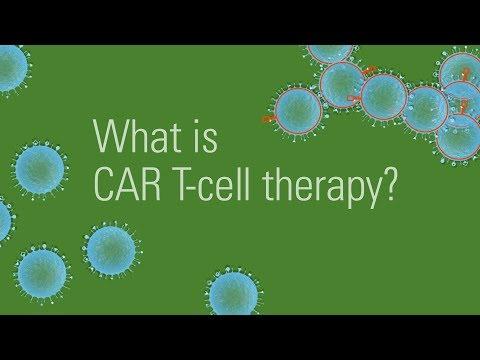 Terapia CAR-T w leczeniu nowotworów