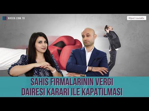 IP'LERİN VERGİ MAKAMLARINCA KAPATILMASI