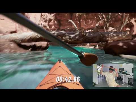 Announcement Trailer de Kayak VR: Mirage