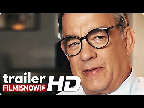 A BEAUTIFUL DAY IN THE NEIGHBORHOOD International Trailer | Tom Hanks Mister Rogers biopic