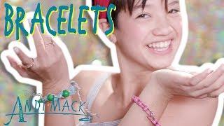 How To Make Andi Mack Bracelets | DIY Crafts | Andi Mack | Disney Channel